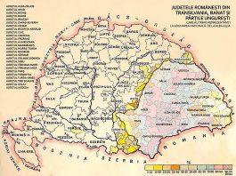 delegați județe Transilvania 1918