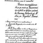 (Moțiunea) Declarația de unire a Bucovinei cu România din 15 / 28 noiembrie 1918 (2)