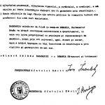 Rezoluția Blocului Moldovenesc referitoare la unirea Basarabiei cu România, citită în Sfatul Țării din 27 martie 1918